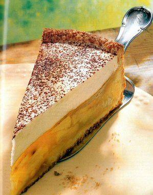 Apfelwein-Kuchen                               -                                  Eine fruchtige Torte mit Apfelwein für den Herbst