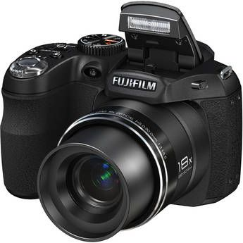 Fujifilm FinePix S2950 14MP Digital Camera...This is what I have now. I am looking to upgrade soon.