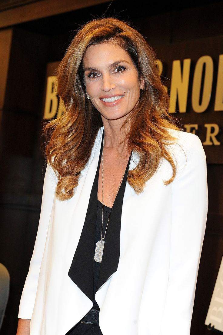 Cindy Crawford Shares Her Best Beauty Advice and Dishes on Her Favorite Products from InStyle.com