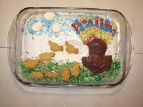 gâteau - arche de Noé