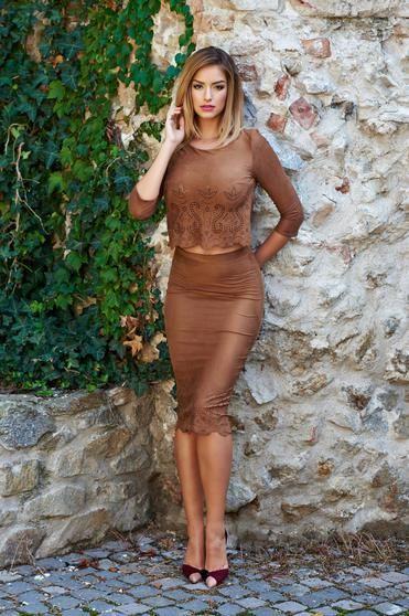 Set StarShinerS Beautiful Women Brown