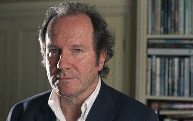 William Boyd, autor de À Espera do Amanhecer