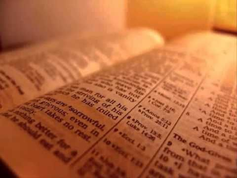 The Holy Bible - Ephesians Chapter 1 (King James Version)
