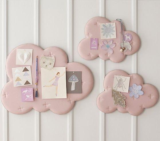 Cloud Pinboards | Pottery Barn Kids