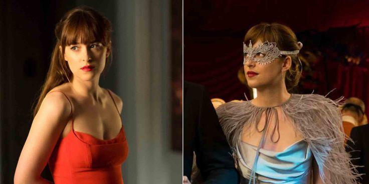 Découvrez les rouges à lèvres d'Anastasia dans Fifty Shades Darker