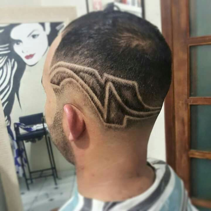 hair carving
