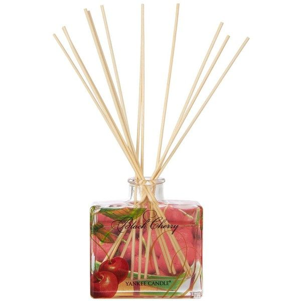 yankee candle signature reed diffuser 21 liked on polyvore featuring home home - Scent Diffuser