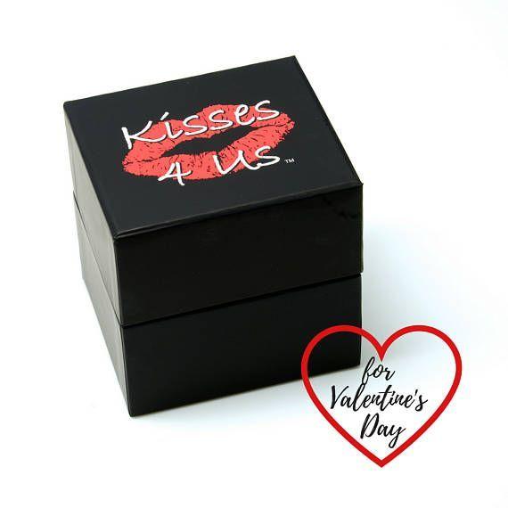Kisses 4 Us®️️ Box of Fun Flirty Romantic Kisses for Making