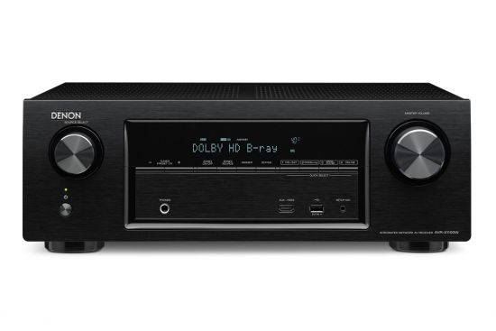 Denon AVR-X1100W AV-receiver photo