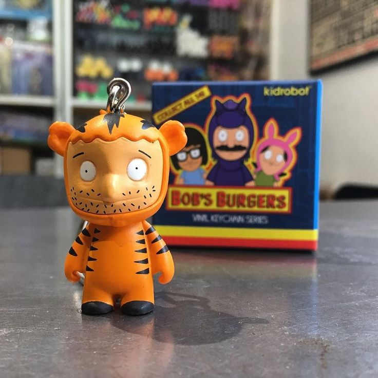 Everyone loves the Bob's Burgers Keychains from @kidrobot. We're letting you save 15% off today when you pick up a Bob's Burgers blindbox in-store or online.   #mindzai #dailydeal #bobsburgers #kidrobot #blindbox #vinyl #kechain #toronto #markham