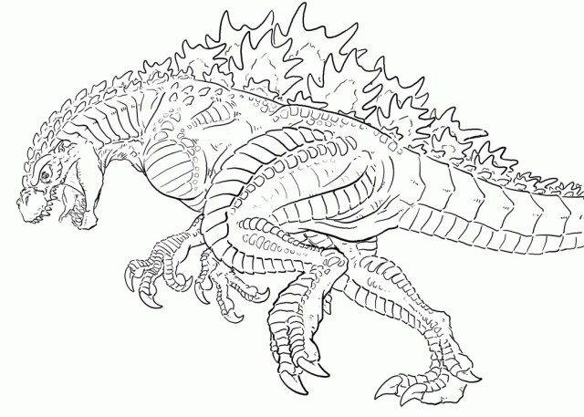 Free And Printable Godzill Or Kaiju Giant Monsters Coloring Pages Godzilla Kaiju Monsters Go Monster Coloring Pages Cartoon Coloring Pages Coloring Pages