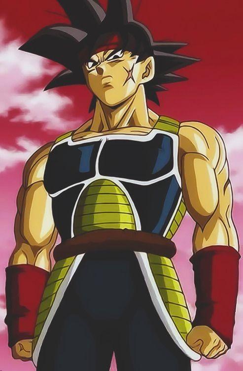 Bardock, el padre de Son Goku.