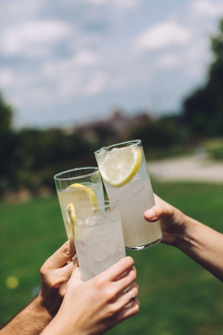 Bacardi lemonade & friends