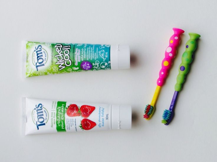 Review of Tom's Children's Fluoride-Free Toothpaste