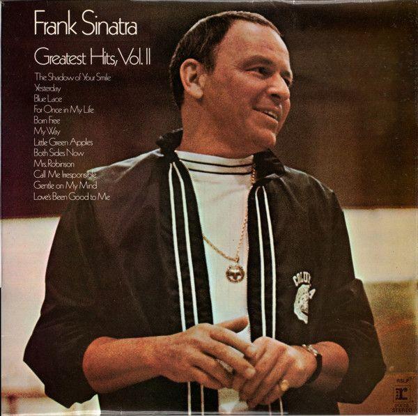 Frank Sinatra - Greatest Hits, Vol. II (Vinyl, LP) at Discogs