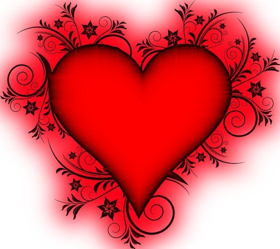 Heart, cuore, corazón...  ...en el idiona que quieras llamarlo, los corazones son el símbolo por excelencia del  día de los enamorados que ...