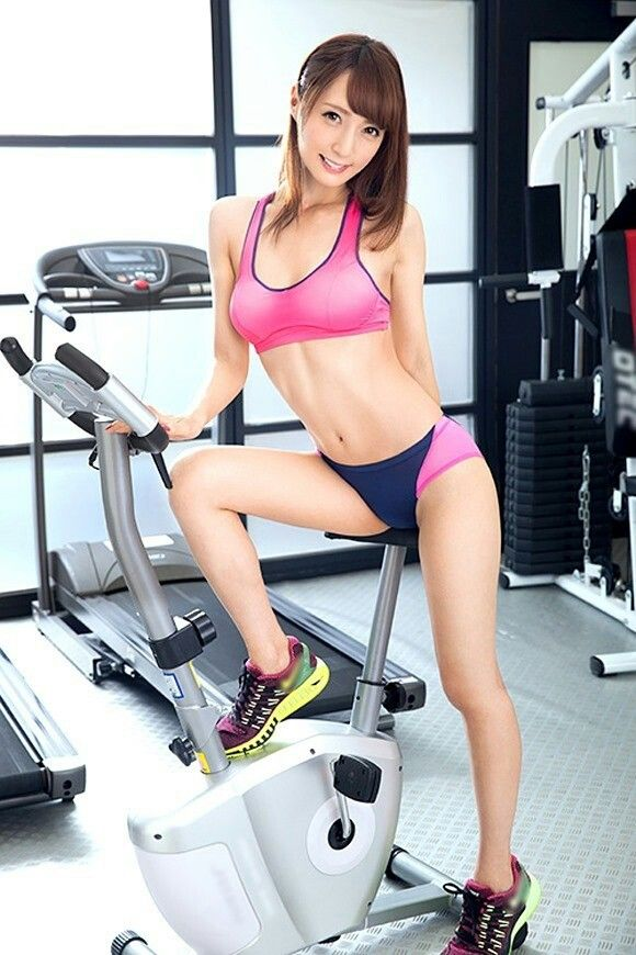 Asian Girls Gym - Asian Babes Database