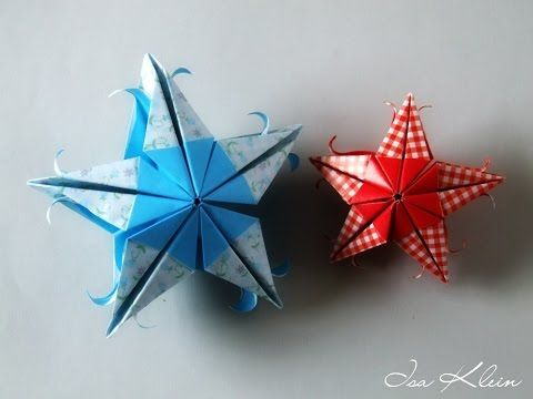 Origami Alegria - Happiness - YouTube
