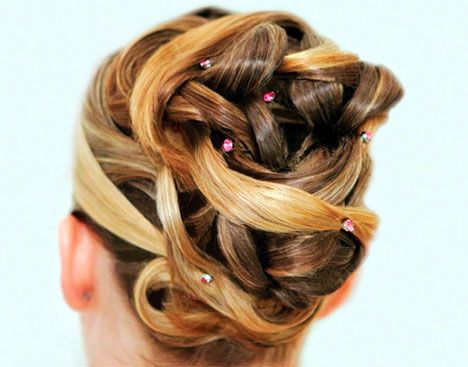 Match Your Wedding Hair style with Your Wedding Theme