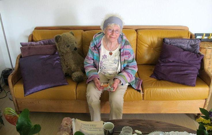 A senhora de 90 anos que seduzia e matava nazistas quando era adolescente