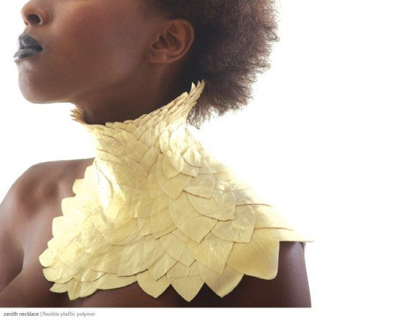 Zenith Necklace SS 2010