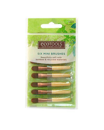 Face Tools : Mini Brushes | EcoTools