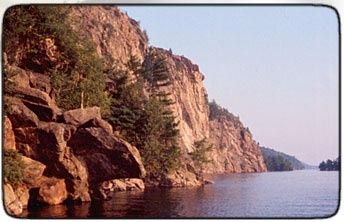 I love it here :) beautiful and breath taking and lots to do! :)  Bon Echo Provincial Park (Ontario Parks)