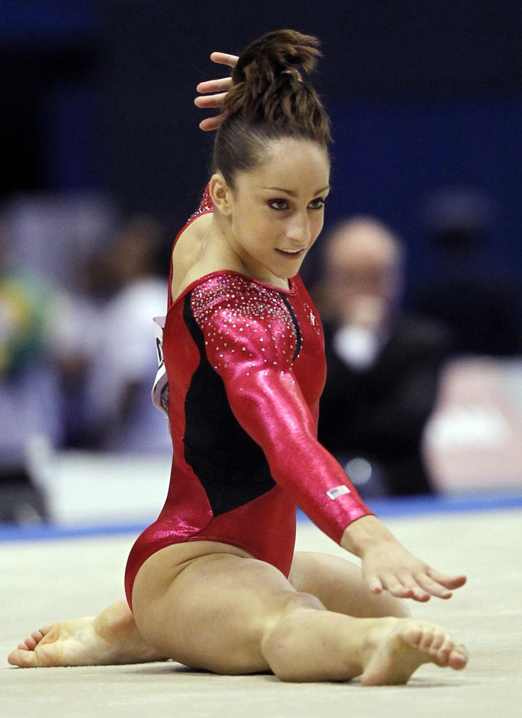 jordyn wieber, one of the greats...