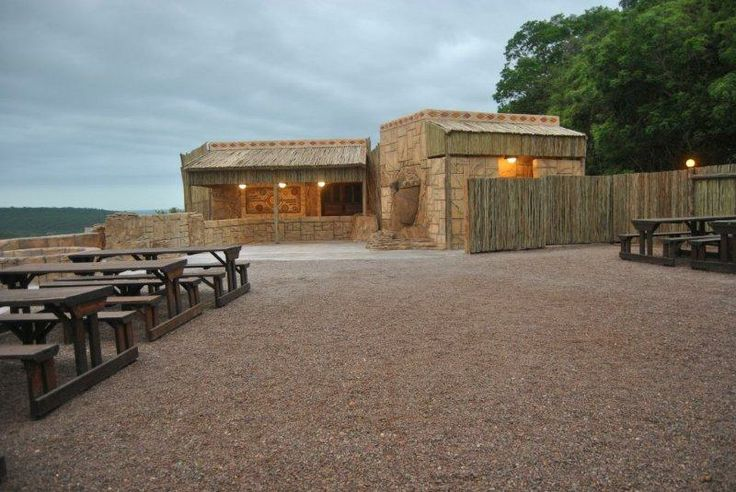Jozini Tiger Lodge & Spa Boma. Ideal for events and weddings