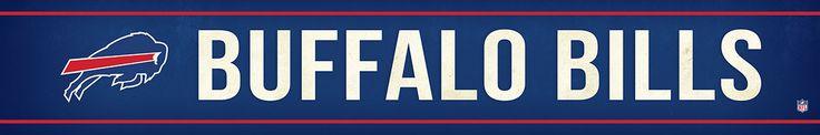 Buffalo Bills Street Banner $19.99