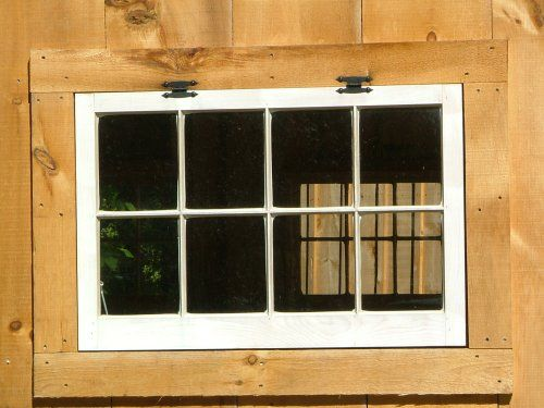3'x2' Wood Barn Sash Window Jamaica Cottage Shop, Inc ...