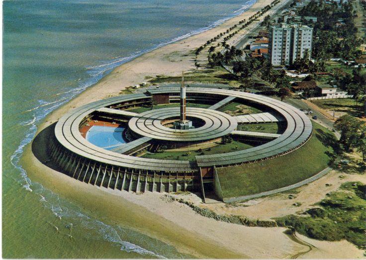 The Hotel Tambau, Joao Pessoa, Brazil