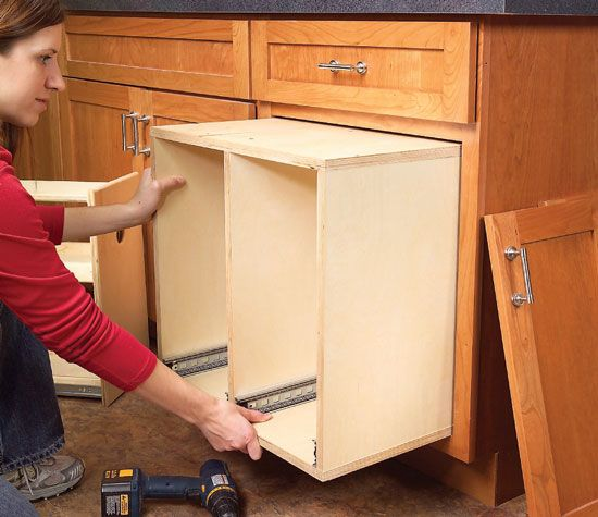 3 Kitchen Storage Projects | Popular Woodworking Magazine