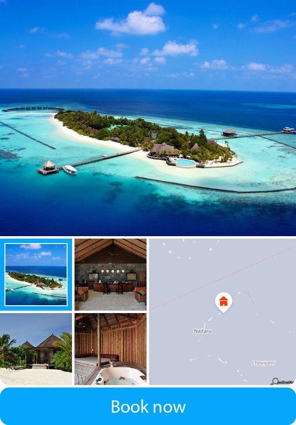 Komandoo Island Resort & Spa (Laviyani Atoll, Maldives) – Book this hotel at the cheapest price on sefibo.