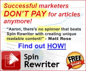 This is the best spinning tool I have ever used -Spinning with spin rewriter