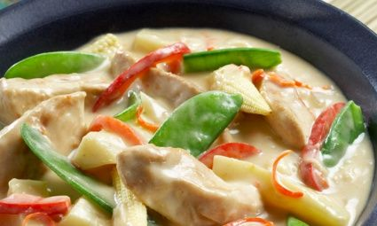 Thai Chicken and Coconut