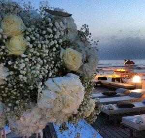Ammot Cafè. Romantiche sensazioni di un matrimonio in riva al mare