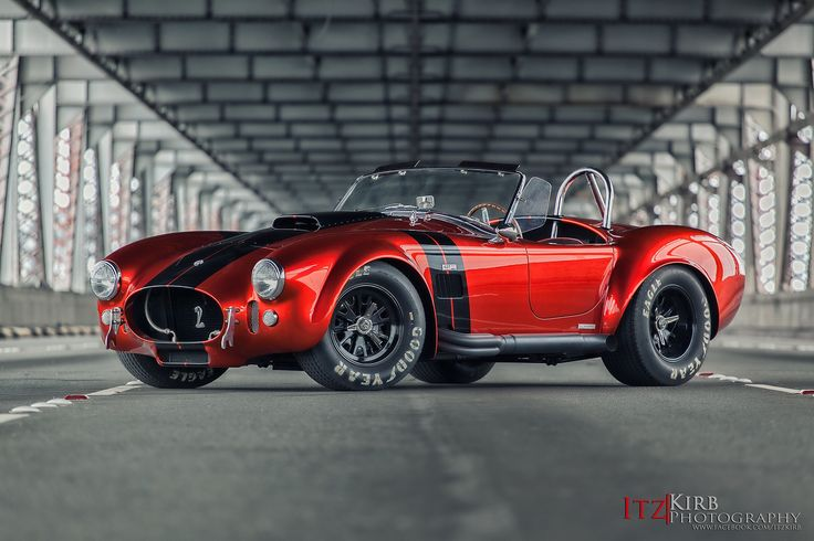 Ultimate expression of the AC Cobra.