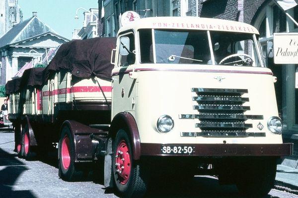 DAF SB-82-50 7STREPER KON ZEELANDIA ZIERIKZEE (NL)