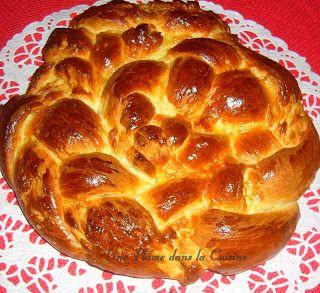 Une Plume dans la Cuisine: Pain au beurre martiniquais (bread butter from Martinique)