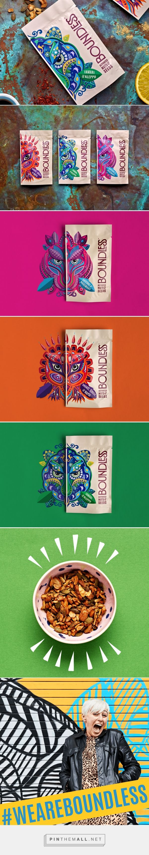 Boundless         on          Packaging of the World - Creative Package Design Gallery - created via https://pinthemall.net