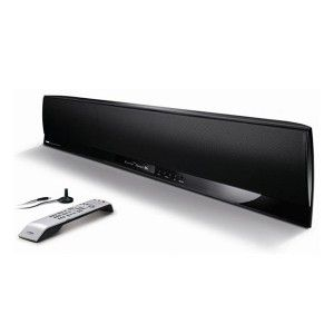 Soundbar YAMAHA YSP-5100 - Yamaha's latest Digital Sound Projector™ provides many great new features like HD Audio decoding, support for 3D pass-through, Audio Return Channel (ARC), 1080p-compatible HDMI (4 in/1 out), IntelliBeam, numerous listening modes, UniVolume™ and yAired™ technology for iPod/iPhone and subwoofer.