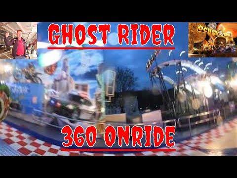 Ghostride Löffelehardt (360VR Onride) Öcher Osterbend 2018