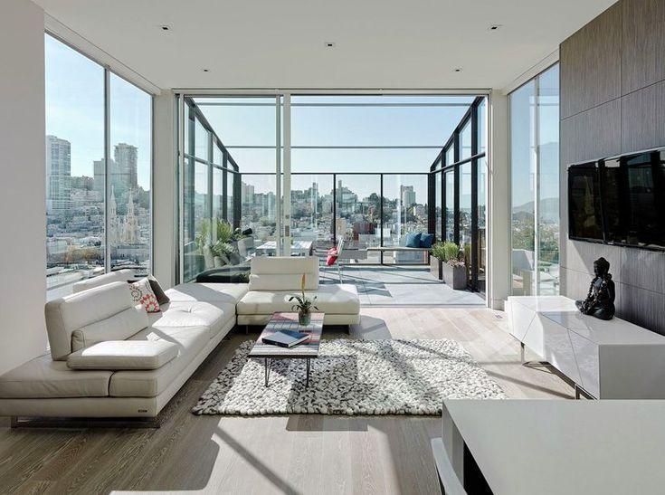 15 besten Wohnzimmer hohe Decken Bilder auf Pinterest | Hohe decken ...