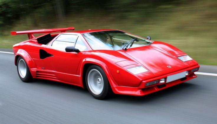 25 Best Lamborghini Countach For Sale Ideas On Pinterest