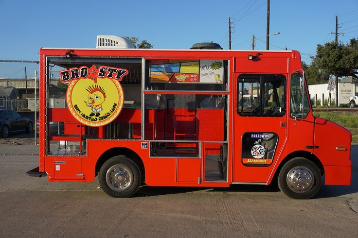 Broasty Food Truck
