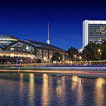 Berlin Skyline Friedrichstrasse von FH | Photography