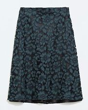 ZARA Woman BNWT Charcoal Grey Blue A-Line Lace Skirt XS S 7924/893 RRP GBP 59.99  $57.86    End Date:  Jul-10 10:03   Buy It Now for only: US $57.86  Buy it now    |  http://bayfeeds.com/ebayitem.php?i=182166251680&u=3464&f=3228
