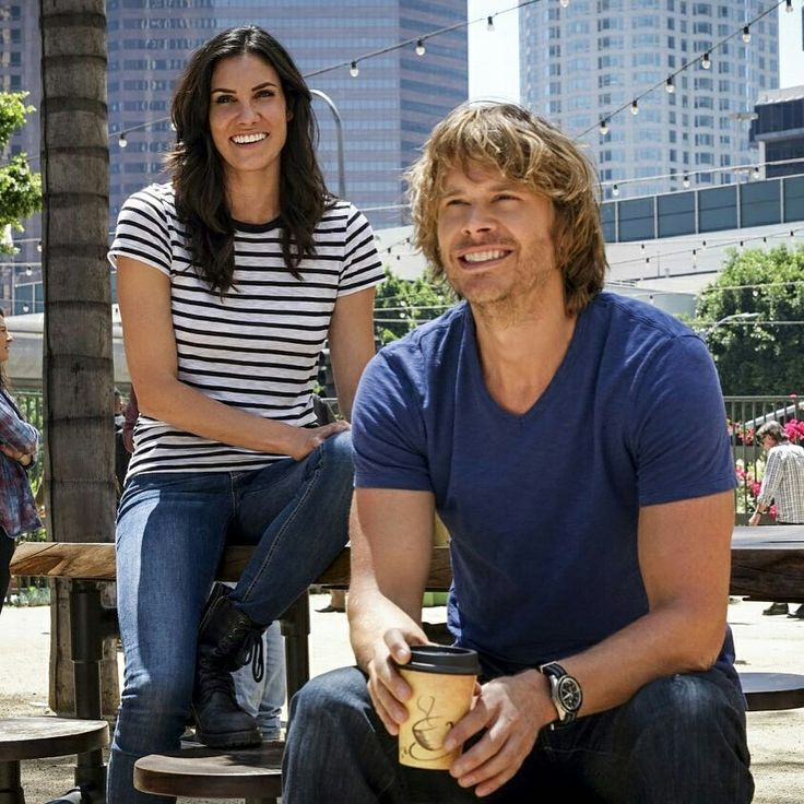 Are kensi and deeks dating 2019