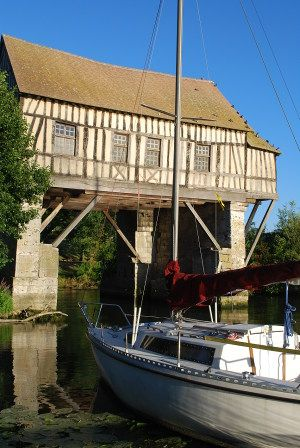 Old Mill,  Vernon, France